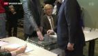 Video «Kommunalwahlen in Frankreich» abspielen