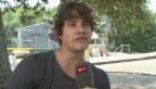 Video «Damian Lynn gibt vollgas» abspielen