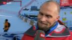 Video «Ski: Experten-Tipps am Lauberhorn» abspielen