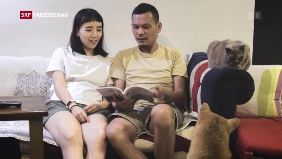 Flucht aus Hongkong