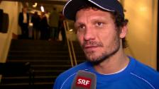 Video «Eishockey: Jenni im Interview» abspielen