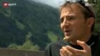 Video «Ueli Steck, der Extrem-Bergsteiger» abspielen