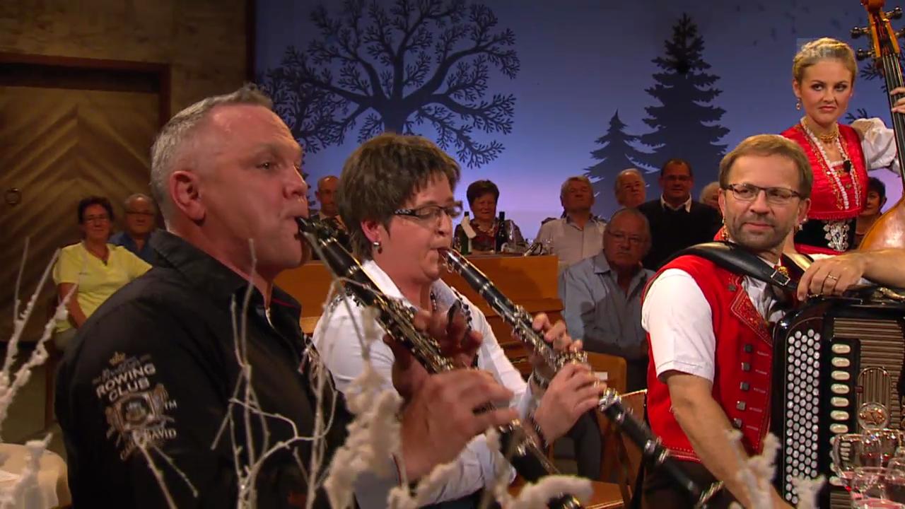 «Potzmusig» Stubete: Arno Jehli