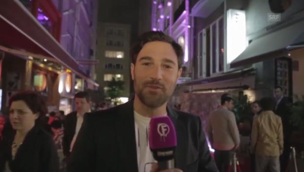 Video «Ausschnitte aus freakish.tv: Salar Bahrampoori» abspielen