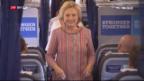 Video «Die Abwege des Wahlkampfs zwischen Clinton und Trump» abspielen