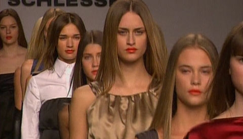 Dünn gelaufen – wenn Models für Mode sterben