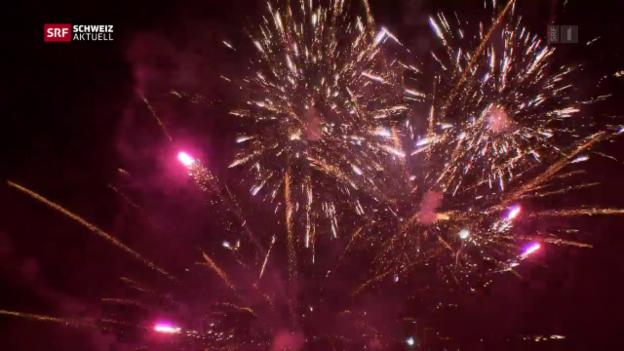 Video «Schweiz aktuell vom 15.02.2018» abspielen