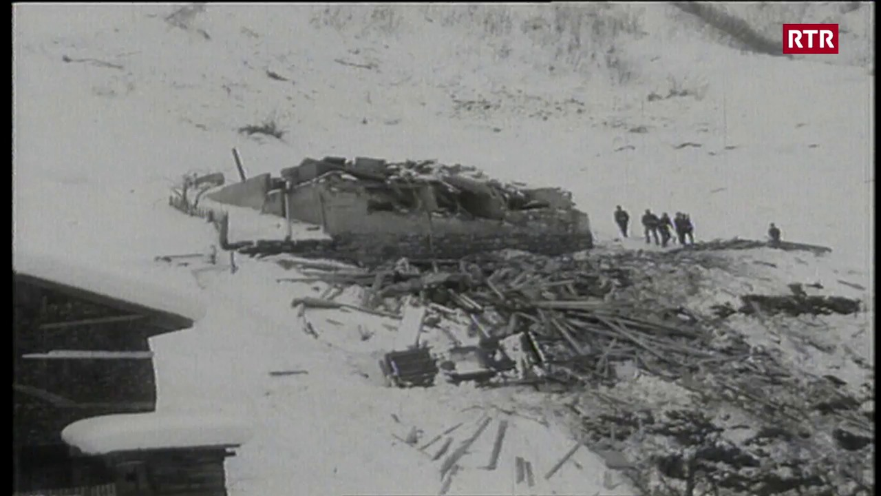 Trun avant 50 onns: La lavina da Cartatscha