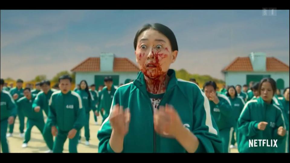 Hype um neue Netflix-Serie «Squid Game»