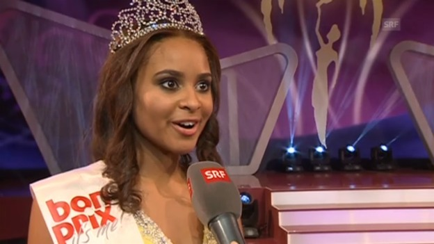 Video «Miss Earth: Wahl und Siegerinterview» abspielen