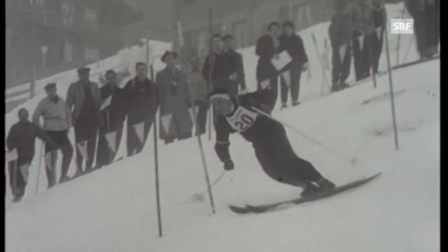 1955: Siege durch Sailer und Julen