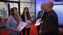 Video «Vier Referendums-Komitees werden aktiv» abspielen