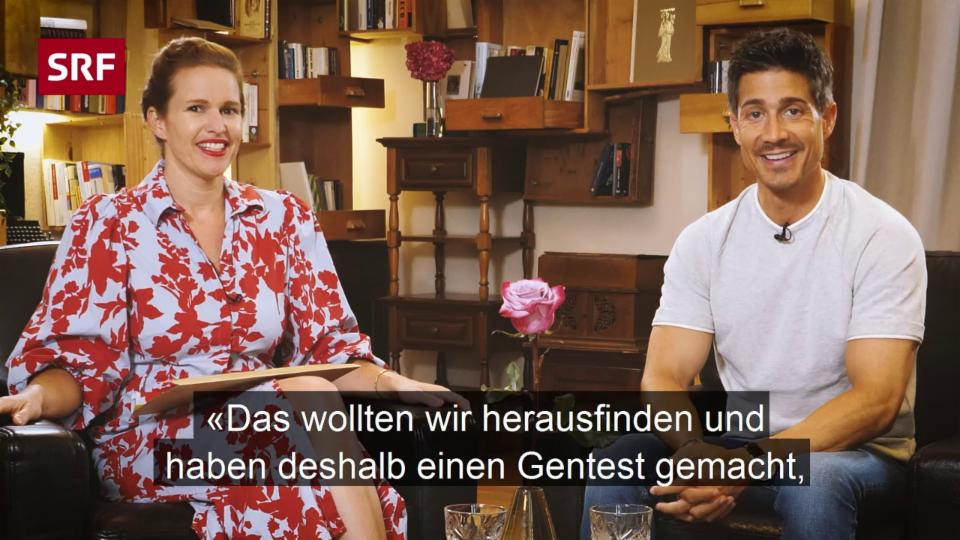Gen-Test statt Date: Sind Kathrin und Tobias ein «Perfect Match»?