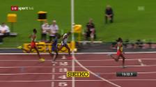 Video «Edris schlägt Farah - die Entscheidung über 5000 m» abspielen