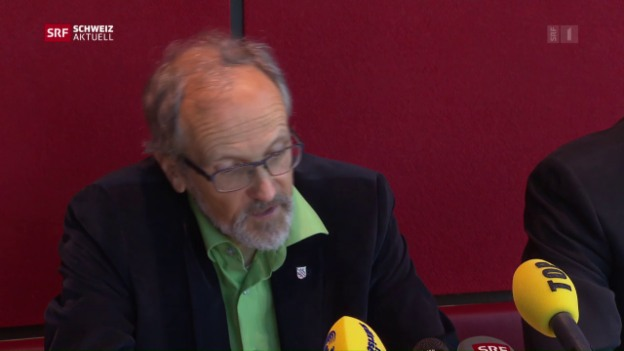 Video «Winterthurer Stadtrat tritt zurück» abspielen
