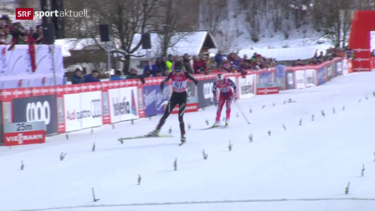 Langlauf: Tour de Ski, Prolog Männer Oberstdorf