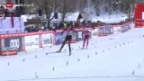 Video «Langlauf: Tour de Ski, Prolog Männer Oberstdorf» abspielen