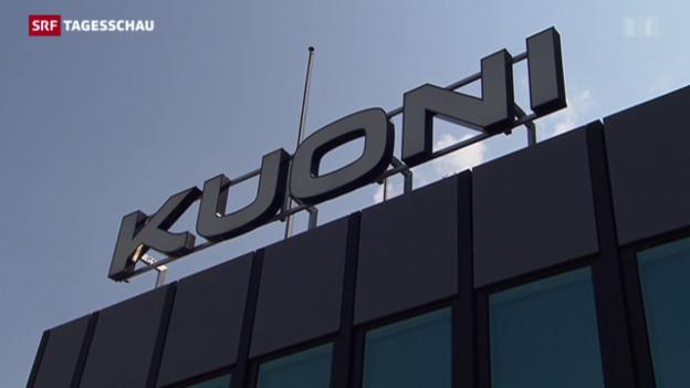 Video «Kuoni soll schwedisch werden» abspielen