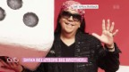 Video «Mike Shiva bei «Promi Big Brother» / Genesungswünsche für Aretha» abspielen