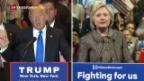 Video «Trump räumt ab, Clinton tut sich schwer» abspielen