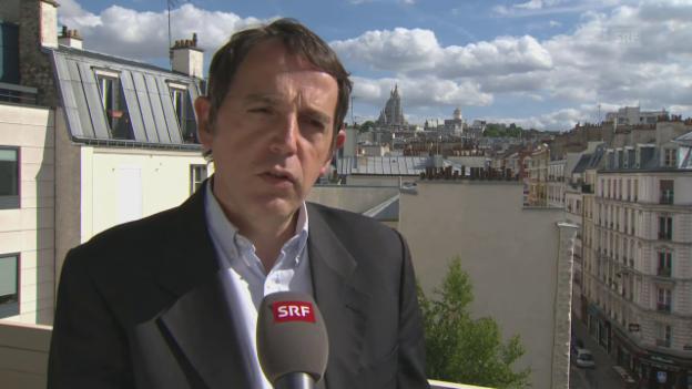 Video «Meinungsforscher Jerome Fourquet über den zweiten Wahlgang» abspielen
