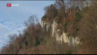 Video «FOKUS: Gefahr von Bergstürzen in der Zukunft» abspielen