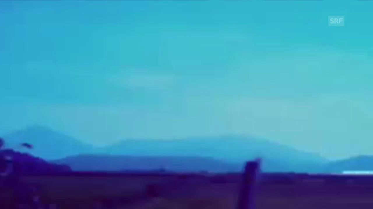 Hyperlapse-Video vom Grenzgebiet