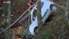 Video «Tödlicher Unfall in Weisslingen» abspielen