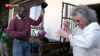 Video «Vollenweider in Südafrika» abspielen