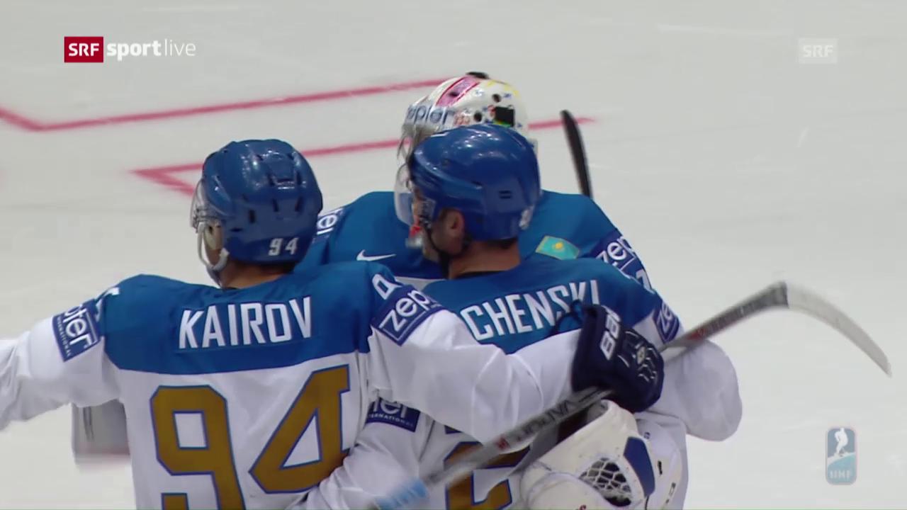 Der Showdown: Penalty für Penalty