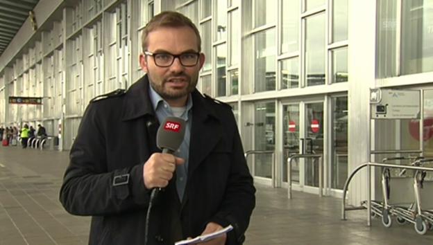Video «SRF-Korrespondent Erwin Schmid berichtet aus Barcelona» abspielen