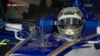 Video «Die Sauber-Hoffnung heisst auch in Monaco Wehrlein» abspielen