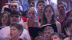 Video «Jugendchor-Festival» abspielen