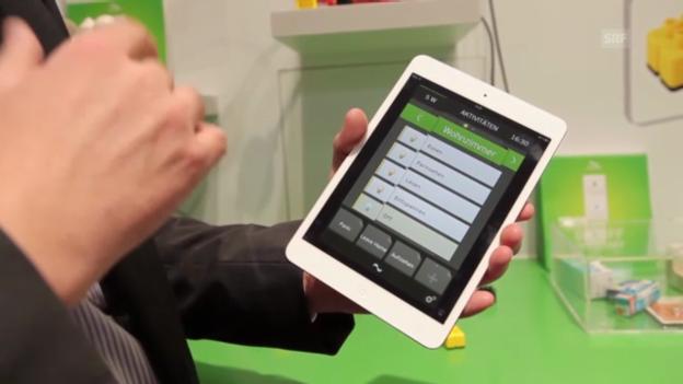 Video «Cebit vor Ort: Neues zum Smart Home (SRF Digital)» abspielen
