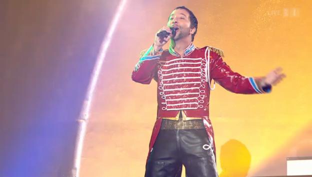Video «DJ Bobo - «Circus»- Opening» abspielen