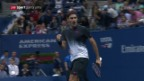 Video «Tennis: US Open in New York» abspielen