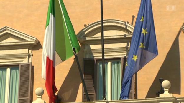 Video «Italien nach der Wahl» abspielen