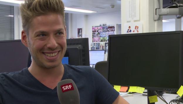 Video «Joël von Mutzenbecher lässt seine Woche Revue passieren» abspielen