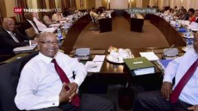 Video «Druck auf Zuma steigt» abspielen