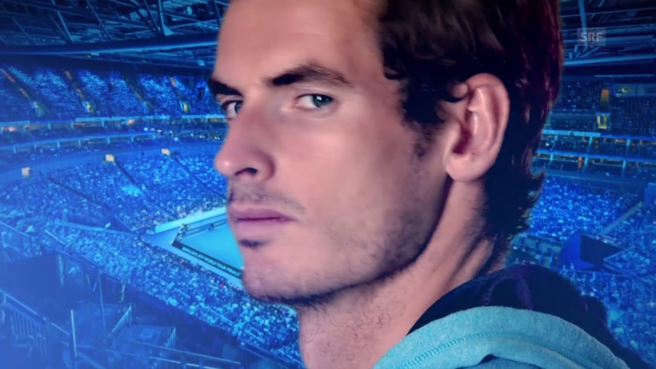 Tennis: ATP Finals, Profiles Murray, Ferrer
