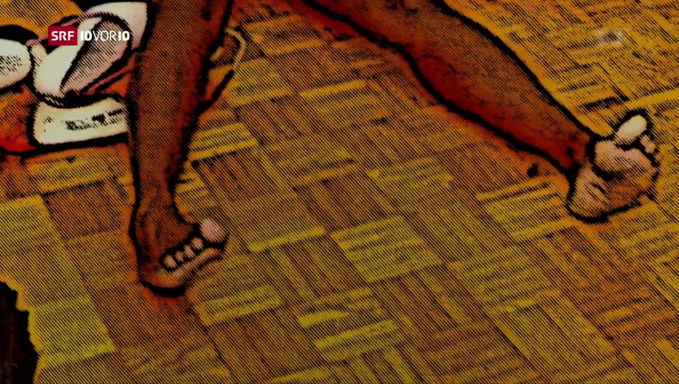 FOKUS: Serie «Die Staatsanwälte» Teil 4 – Martin Wyss