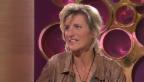 Video «Zugast im Studio: Evelyne Binsack» abspielen