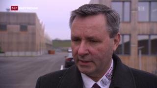 Video «Sicherheitspolitische Kommission will volle Transparenz» abspielen