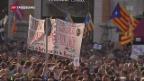 Video «Madrid will katalanische Regierung absetzen» abspielen