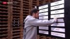 Video ««Udatschi» mit Benjamin Weger («sotschi aktuell», 7.2.2014)» abspielen