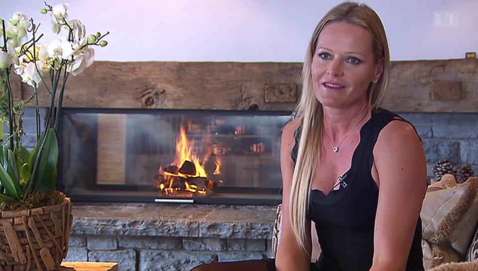 «g&g»-Serie, Teil 2: Luxus im Schnee: Monique Hollinger, Gstaad