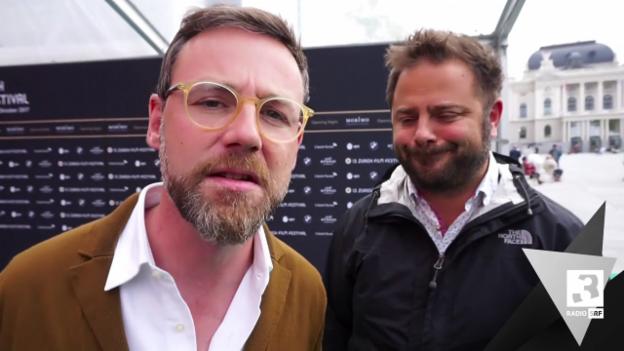 Video «Heiteres Filme raten mit Nik und Marco» abspielen