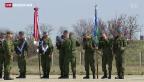 Video «Ukraine zieht Truppen von der Krim ab» abspielen