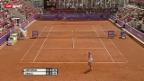 Video «Tennis: Bencic in Bastad ausgeschieden» abspielen