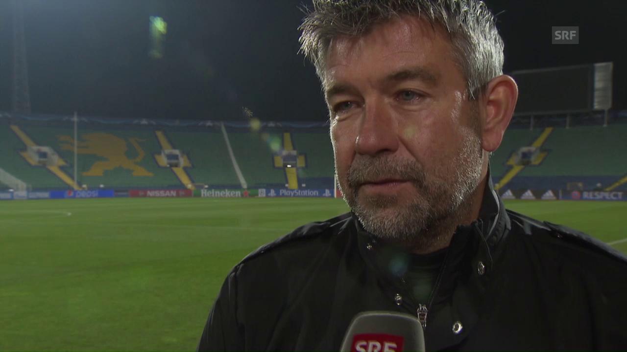 Fischer: «Wir werden sicher auf Sieg spielen»
